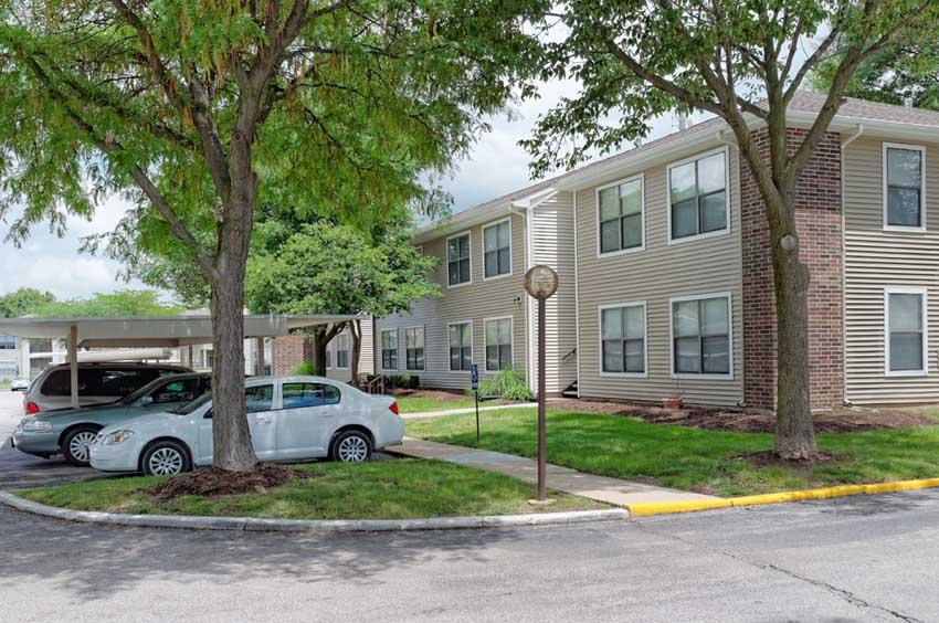 Rv Carport Ridgewood Village Apartments
